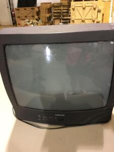 "Emerson 19"" Television with remote"