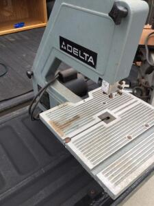 Delta Band Saw (needs blade)