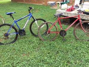 "2 Bikes - Murry Vectra Mountain Bike & Road Master ""Mountain Sport"" (missing pedal)"
