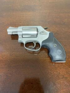 Smith & Wesson .38 S&W Airweight Revolver
