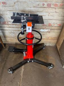1660Lb Hydraulic Telescopic Transmission Jack