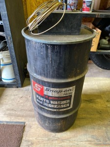 Snap-On 16 Gallon Parts Washer and Degreaser