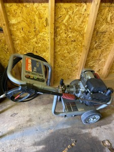 Honda 2750 PSI Pressure Washer