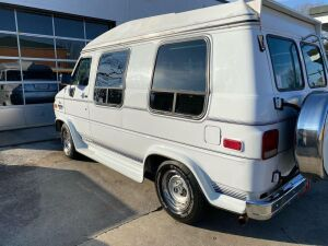 Chevy Van w/ RICON Wheelchair Lift (Engine has been swapped to a 5.7 V8 w/ 120,000 miles)