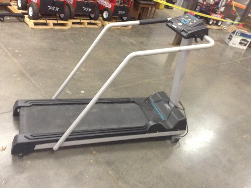 Vitamaster Treadmill Model Number 8708TG Serial 70269