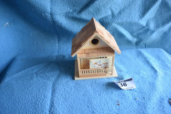 Fabulous Bird House Brand New Current Price 5 Home Interior And Landscaping Ferensignezvosmurscom