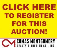 CLICK HERE TO REGISTER FOR THIS AUCTION!