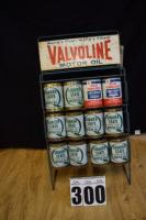 Vavoline Motor Oil Display