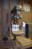 5 speed drill press by Test Rite Model #Bench000310 5/8 inch capacity Mft. 1983