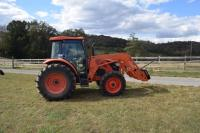Kubota Tractor with Loader - SOLD to the Farm Buyer