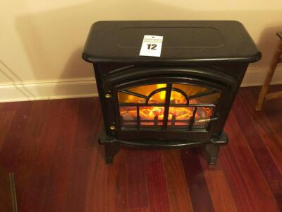 "Electric Fire Place 25""x22""x10"""