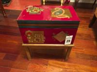 "Decorative Chest- 25""x20""x12"""