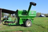 EZ Trail 510 Grain Cart. Tarped, bought new and used two seasons
