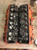 Cast Iron GM Cylinder Heads