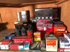 Misc. Items Oil Filters, Spark Plug Parts, Electronic Ignition System, Etc.