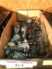 Assortment of Car Ignitions w/ Misc. Springs