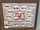 "50 Anniversary Chevrolet Cars Sign- 16""x20"""