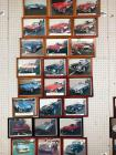 Collection of Various Framed Chevrolet Corvettes Pictures (24)
