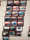 Collection of Various Framed Chevrolet Corvettes Pictures (22)