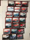 Collection of Various Framed Chevrolet Corvettes Pictures (21)