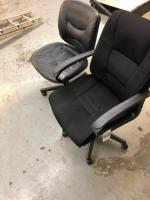 Rolling Office Chairs (2)