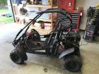2017 Mudhead Hammerhead 208R Go Cart. Needs new battery