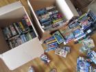 Collections of VHS tapes (kid, westerns, movies, John Wayne) 60+
