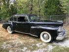1948 Lincoln Continental 2 Door V8