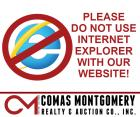 PLEASE DO NOT USE THE INTERNET EXPLORER WEB BROWSER
