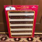 BACHMANN Classic Collector Series 6-Unit Deluxe Passenger Car Set (HO Scale, In Box)