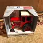 ERTL Special Edition INTERNATIONAL 1466 Turbo (Die-Cast Metal 1/16 Scale, In Box)